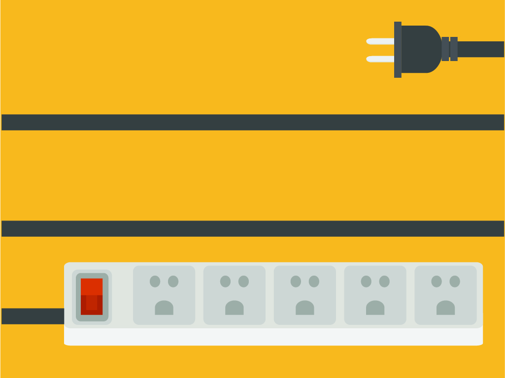 002_Invest in a Power Strip Sleeping Consumers