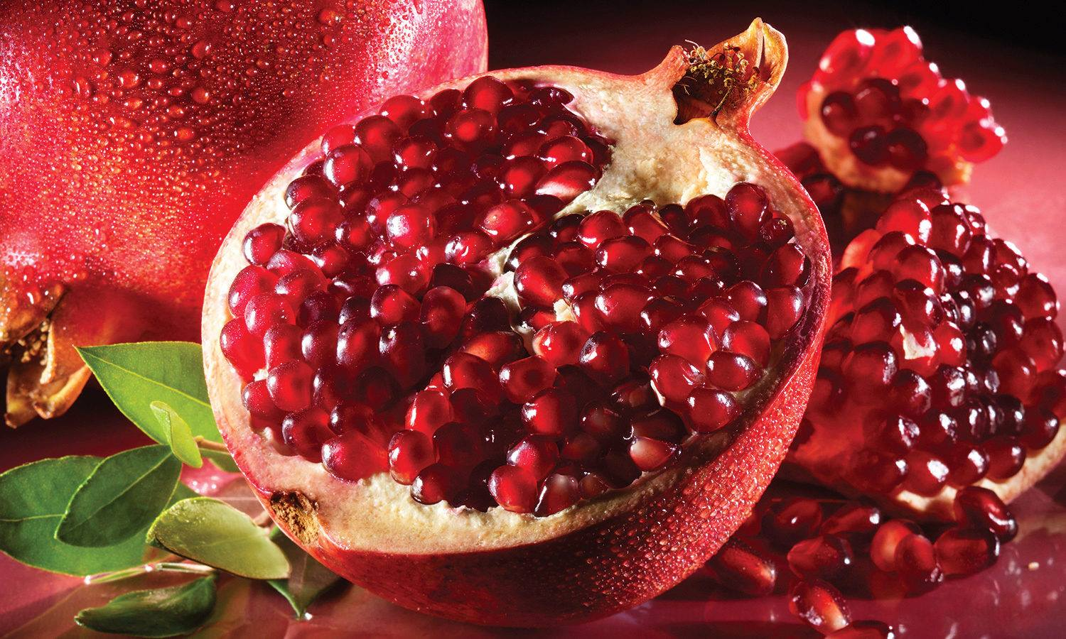 How To Lose Weight with Pomegranate