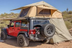 tent for jeep