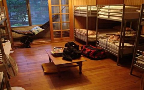 Shifting into a Hostel